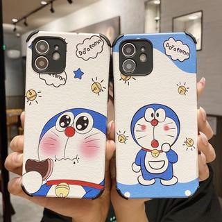 Ốp điện thoại da lộn in hình mèo hoạt hình dễ thương cho OPPO R17 pro R15 R11S R11 R9S A5 A9 2020 Reno5