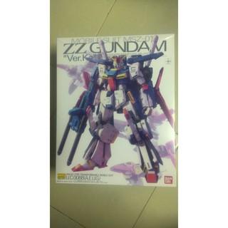 Mô hình lắp ráp MG 1/100 Gundam ZZ Ver Ka