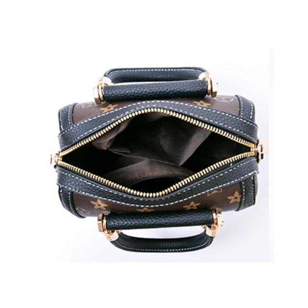 Túi da cỡ mini phối họa tiết thời trang sành điệu - TUINU19.0008 - Túi xách nữ