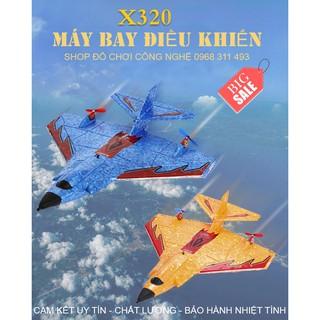 Máy bay điều khiển từ xa Su 27 X320, đồ chơi trẻ em, đồ chơi thông minh cầm tay