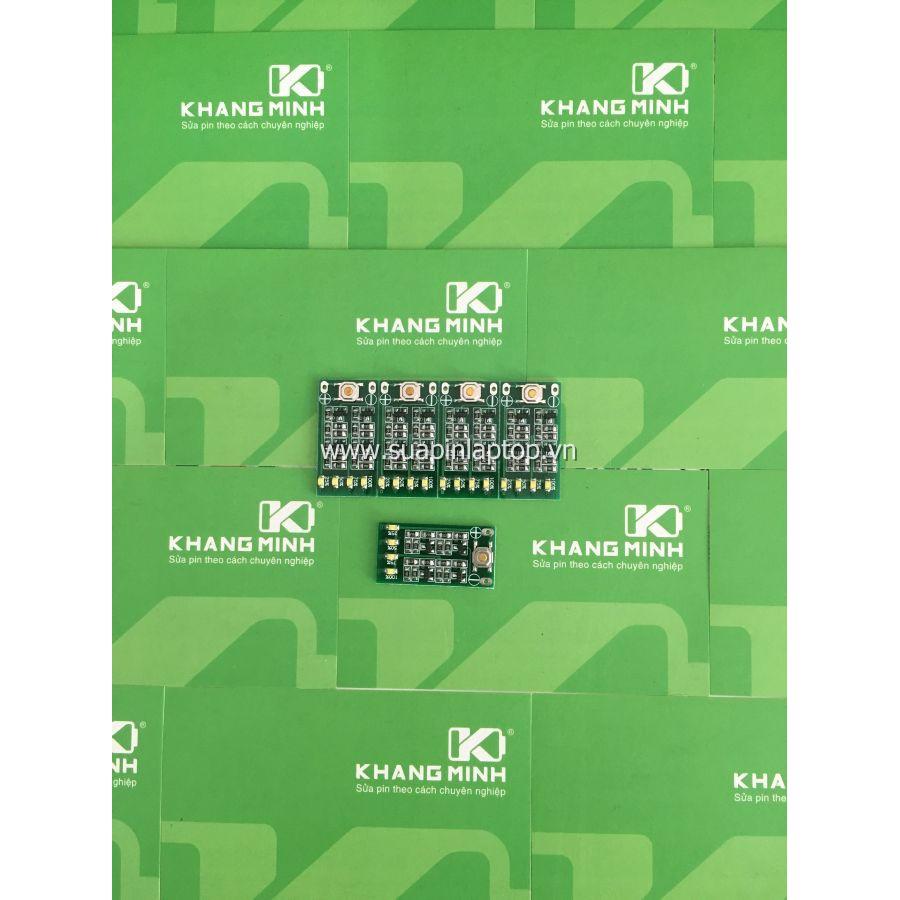 KM - Mạch báo dung lượng pin 4S - 16.8V, nhỏ gọn thích hợp D.I.Y