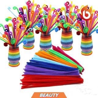BEAUTY Craft Pompoms Multi-color Children Toys Handmade Children's Educational