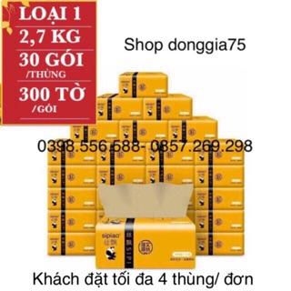 Yêu ThíchThùng 30 gói giấy ăn SIPIAO (shop donggia75)