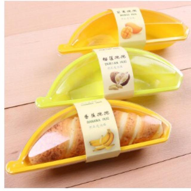 Set 10 hộp đựng bánh chuối