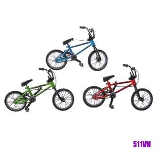 [LIY]Mini Finger Mountain BikesToys Alloy Bicycle Creative Game Gift for Children
