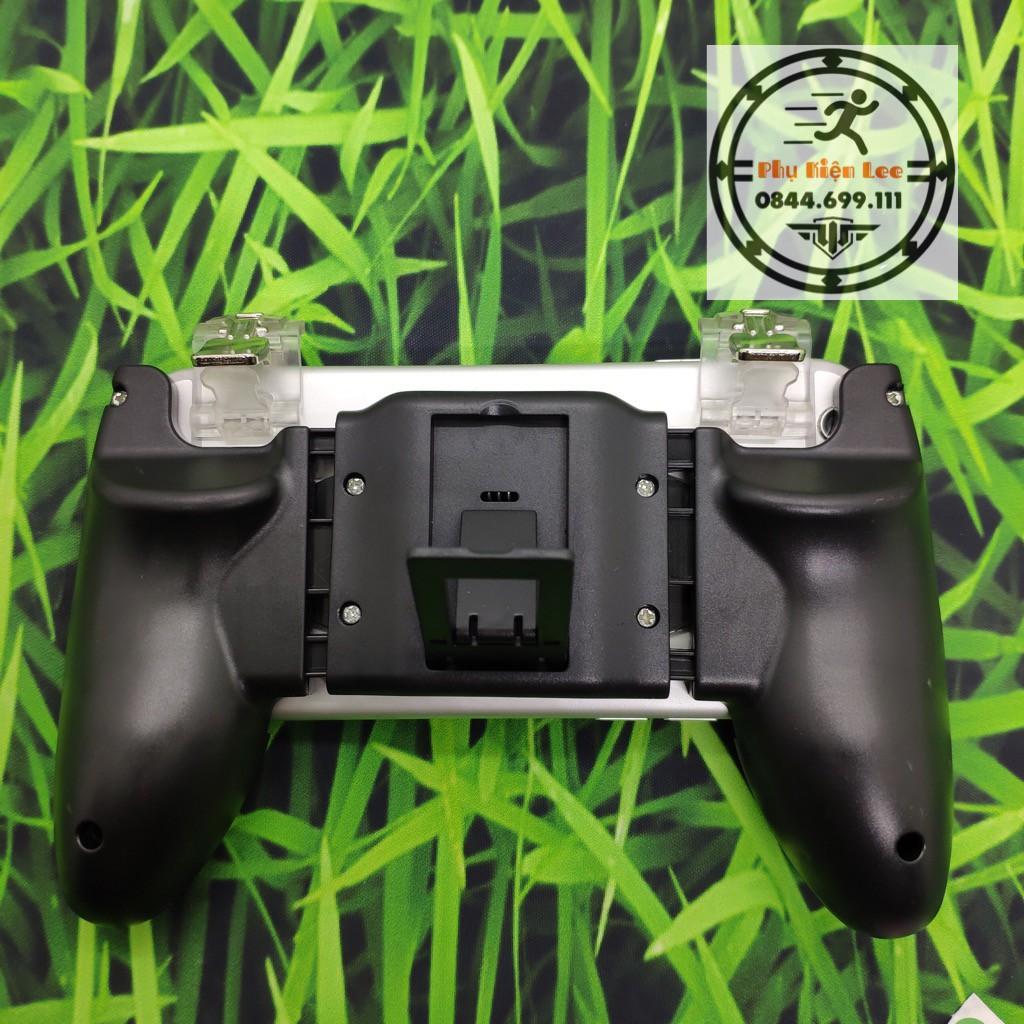 Combo Tay cầm chơi game có hỗ trợ di chuyển + Nút Bắn PUBG cho điện thoại - Beetechvietnam