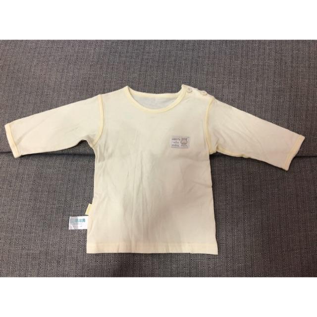 เสื้อแขนยาวเด็ก 0-3 เดือน สภาพดี