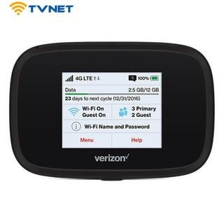 Bộ phát Wifi 4G Verizon Mifi 7730L tốc độ 450Mbps chuẩn Cat9. Hàng cao cấp Mỹ