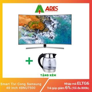 Smart Tivi Cong Samsung 49 inch 49NU7500, 4K UHD, HDR
