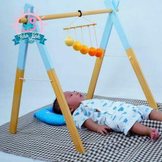 Đồ chơi chuyển động kích thích thị giác Gobby – CHUẨN MONTESSORI/Đồ chơi cho trẻ sơ sinh