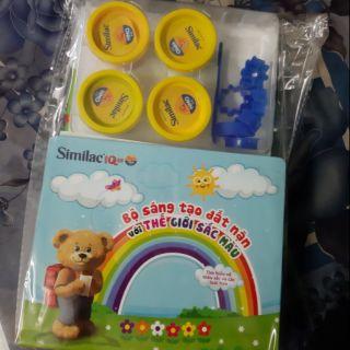 Hàng khuyến mãi đồ chơi cho bé đất sét