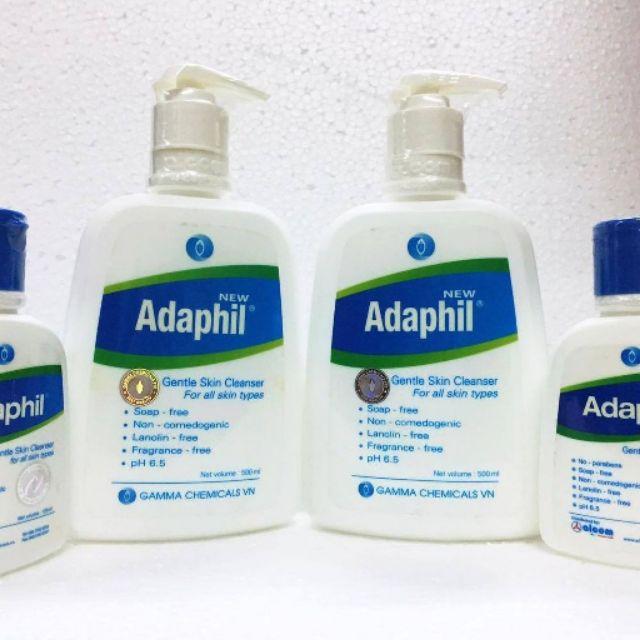 Sữa rửa mặt Adaphil Gentle Skin Cleanser Cao cấp - 2932095 , 1255027001 , 322_1255027001 , 52000 , Sua-rua-mat-Adaphil-Gentle-Skin-Cleanser-Cao-cap-322_1255027001 , shopee.vn , Sữa rửa mặt Adaphil Gentle Skin Cleanser Cao cấp
