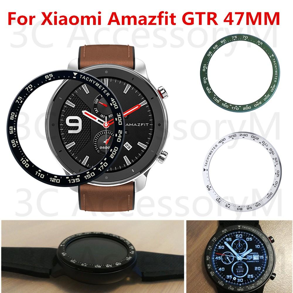 Khung Bảo Vệ Cho Đồng Hồ Thông Minh Xiaomi Amazfit Gtr 47mm