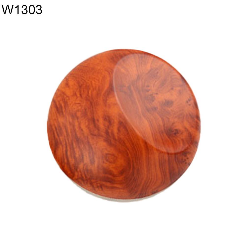 Miếng dán trang trí nội thất xe hơi họa tiết vân gỗ tự nhiên chống nước độc đáo 30cm x 100cm
