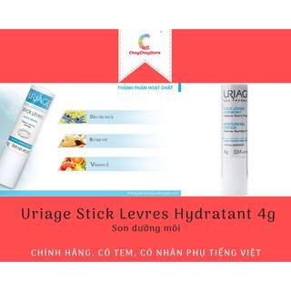 [TEM CTY] Son dưỡng môi Uriage Moisturizing Lipstick 4g thumbnail