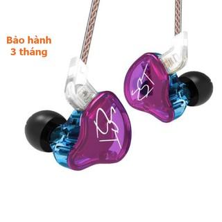 [NC] Tai Nghe KZ ZST Pro Nhét Tai Hybrid 4 Driver In Ear Hifi Rock, Pop, Classical, giao hưởng, EDM, Dance Có mic thumbnail
