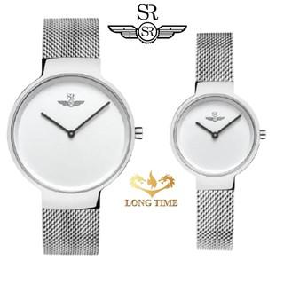 Đồng Hồ Đôi mặt kính saphire SRWATCH SL5521.1102 - SG5521.1102 sang trọng quý phái l thumbnail