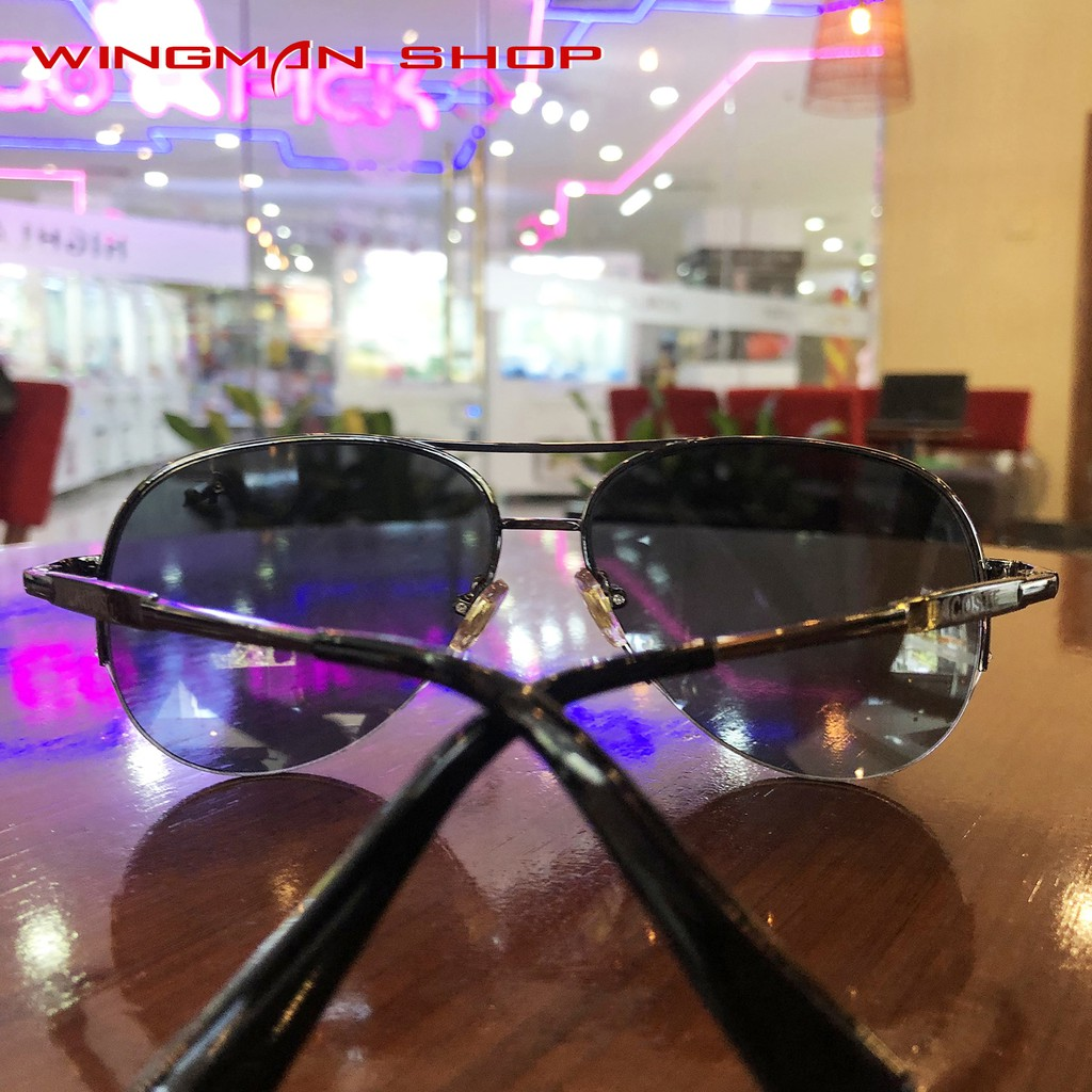 Kính mát ,kính mát nam LS8621 mắt Polarized cao cấp , chính hãng