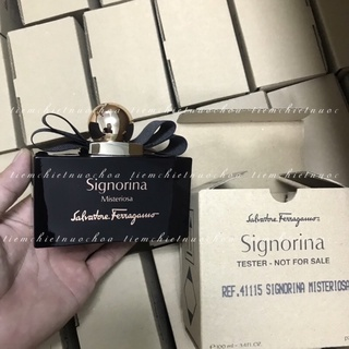 Nước Hoa Tester 100ml Salvatore Ferragamo Signorina Misteriosa (box như hình) thumbnail