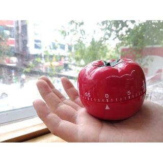 Đồng hồ pomodoro nhựa (classic – quả cà chua)