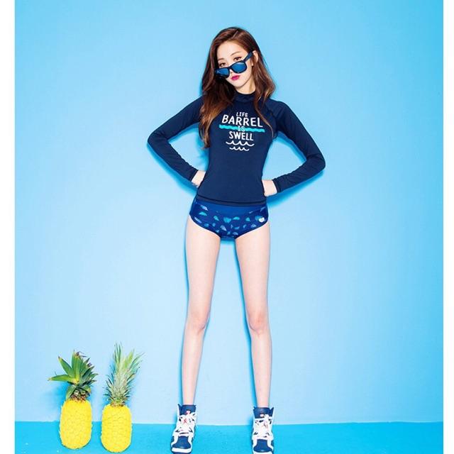 (Có sẵn) Đồ bơi bikini dài tay Hàn quốc - 3563011 , 1010149785 , 322_1010149785 , 380000 , Co-san-Do-boi-bikini-dai-tay-Han-quoc-322_1010149785 , shopee.vn , (Có sẵn) Đồ bơi bikini dài tay Hàn quốc