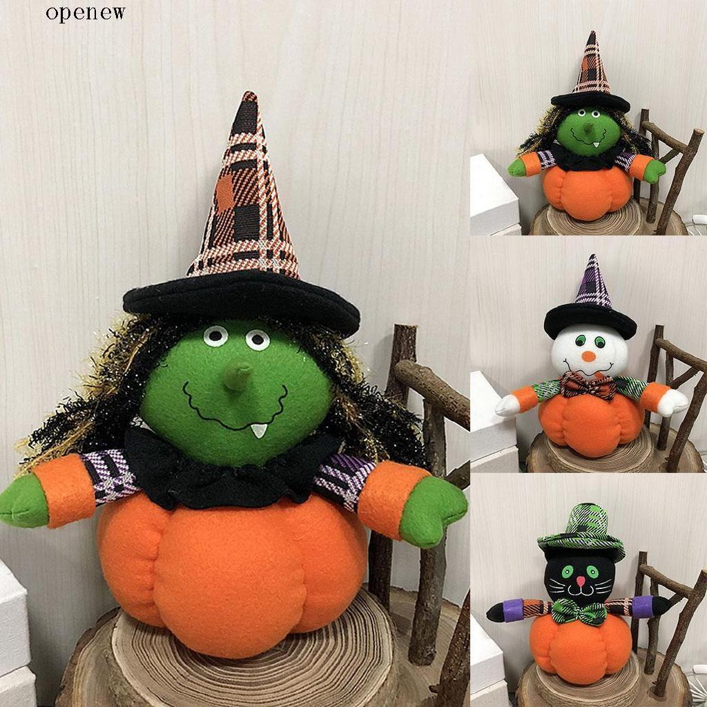 op Halloween Decoration Plush Doll Ornaments Party Ball Home Decor Kids Gift
