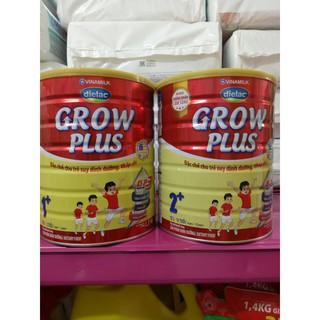 SỮA BỘT DIELAC GROW PLUS 1+ 2+ LON 1,5KG thumbnail