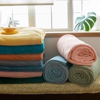 Mùa đông sữa nhung tấm vải đơn hai mặt nhung giường cạnh giường, Bao bảo vệ nệm giấc mơ, giữ ấm Chăn đơn giường thumbnail
