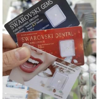Đá gắn răng kim cương – Đá đính răng cam kết chất lượng tốt nhất thị trường