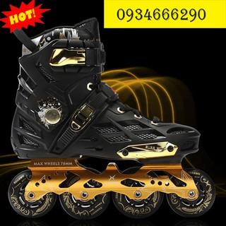 Skates World X7 màu đen cao cấp Giá hot