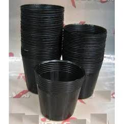 4 Túi chậu nhựa ươm cây cỡ 25 x 28