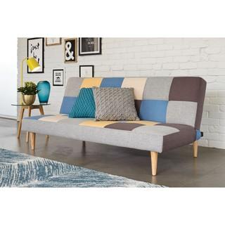 Sofa bed cao cấp có hoa văn đẹp DP04