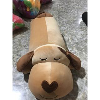 Gấu nhồi bông siêu mềm mịn cao 90cm