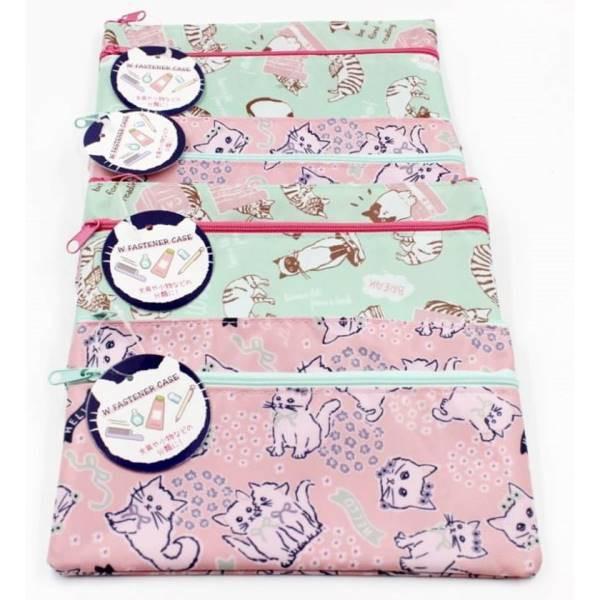 Túi đựng đồ mỹ phẩm, trang điểm xanh hồng hàng Nhật chất lượng cao - 14123243 , 2137759472 , 322_2137759472 , 56875 , Tui-dung-do-my-pham-trang-diem-xanh-hong-hang-Nhat-chat-luong-cao-322_2137759472 , shopee.vn , Túi đựng đồ mỹ phẩm, trang điểm xanh hồng hàng Nhật chất lượng cao