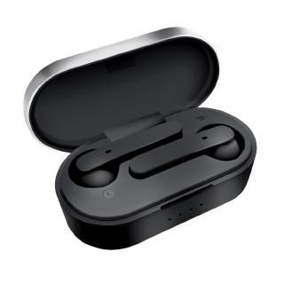 Bluetooth TWS Earbud In Ear Wireless White Earphones Headphones for Sports