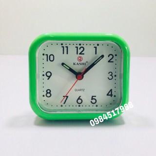 Đồng hồ báo thức để bàn chính hãng Kashi BT624