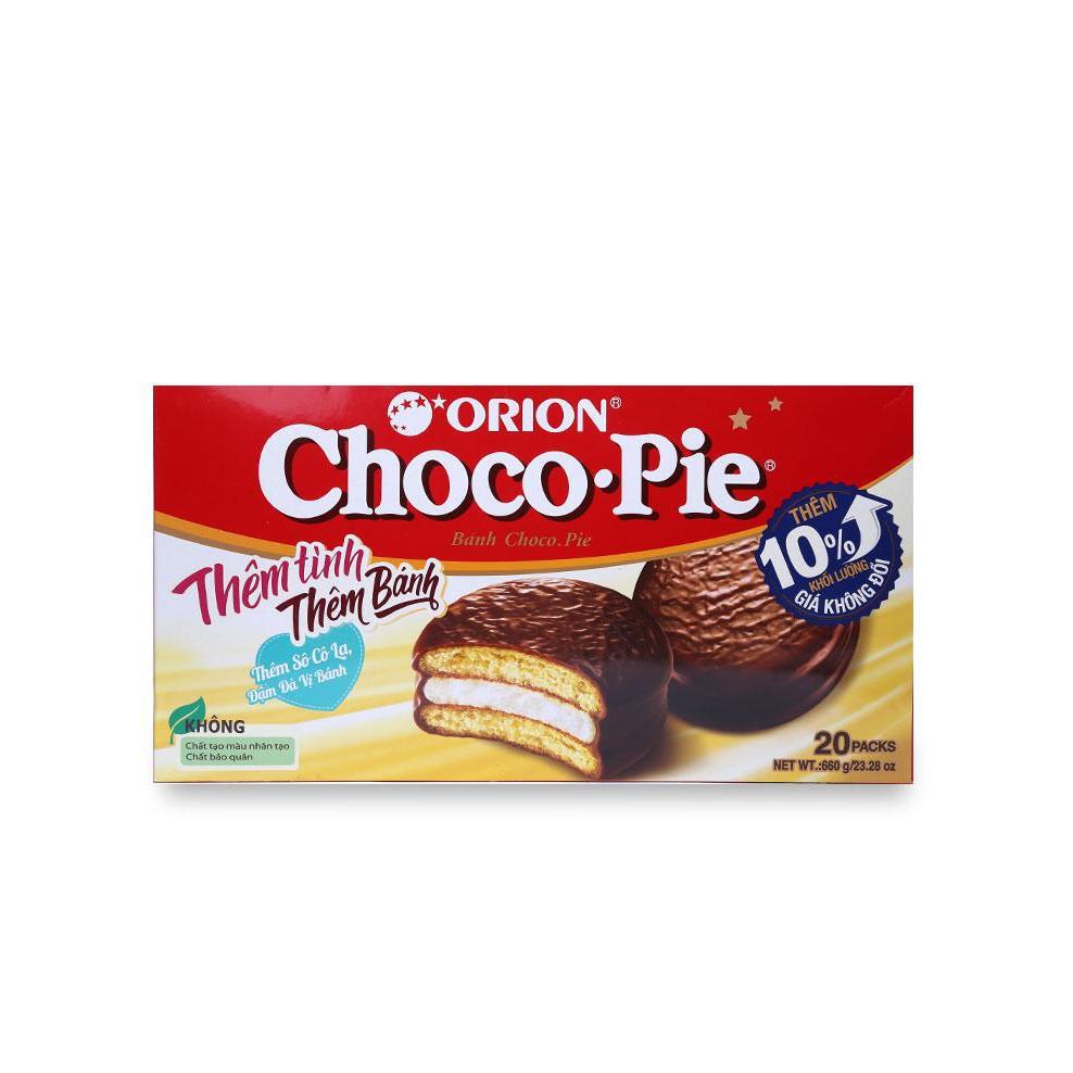Bánh Chocopie 20 cái 660G - 15288828 , 1255969041 , 322_1255969041 , 80800 , Banh-Chocopie-20-cai-660G-322_1255969041 , shopee.vn , Bánh Chocopie 20 cái 660G