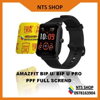 Dán ppf màn hình Amazfit Bip U U Pro thumbnail