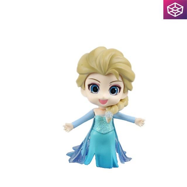 Mô hình nhân vật Nendoroid 475 Frozen - Elsa