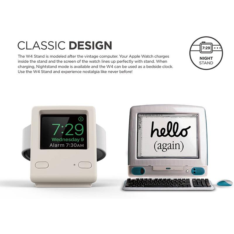Đế Sạc Đứng Cho Đồng Hồ Thông Minh Apple Watch Iwatch Series 5 / 4 / 3 / 2 /...