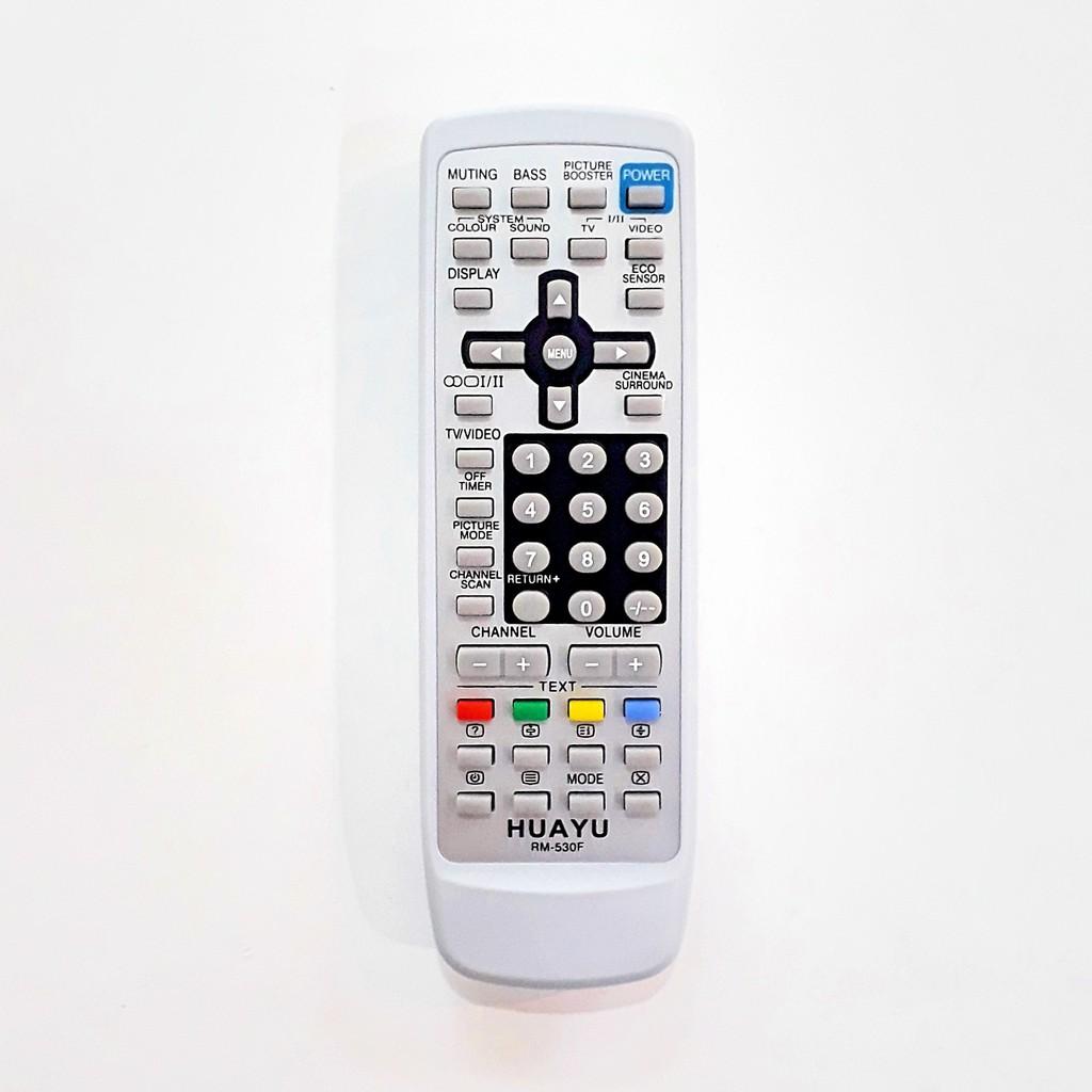 Điều khiển đa năng cho Tivi HUAYU RM-530F