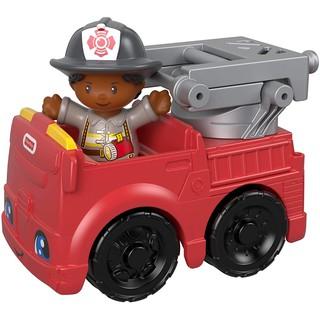 Đồ chơi xe cứu hỏa – hãng fisher price-hàng nhập từ Mỹ