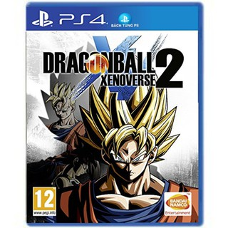 Đĩa Game Ps4 Dragon Ball XenoVerse 2