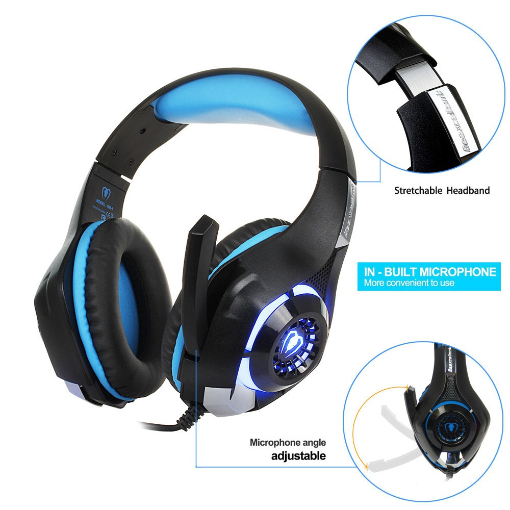 Tai nghe Gaming G4000 có dây kèm mic cho PS4 - 14756729 , 2072597431 , 322_2072597431 , 363750 , Tai-nghe-Gaming-G4000-co-day-kem-mic-cho-PS4-322_2072597431 , shopee.vn , Tai nghe Gaming G4000 có dây kèm mic cho PS4