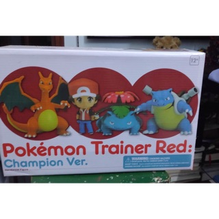Bộ Nenroid Pokemon Red Champion (China)