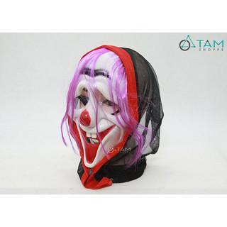 Mặt nạ chú hề kinh dị Halloween số 13 TTTM