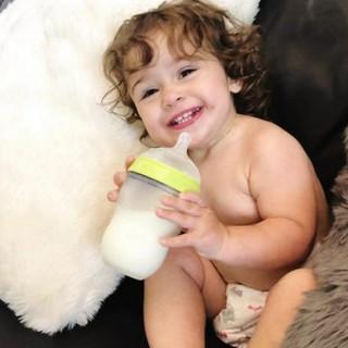 [SALE 46%] Bình sữa 250ml Mỹ siêu mềm (chính hãng)