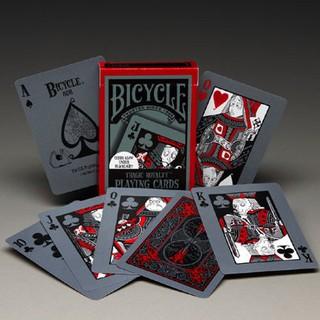 Bài Tây Traggic playing cards – Phát Sáng Trong Đêm [ Hàng Mỹ ]