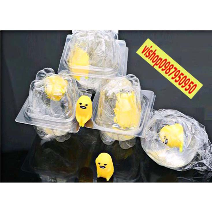 (B15)-Trứng bóp trút giận - GUDETAMA( hàng luôn sẵn )