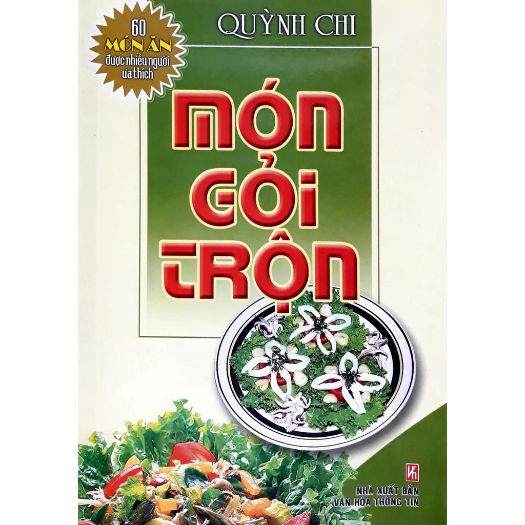Sách - Món Gỏi Trộn - Tác Giả Quỳnh Chi